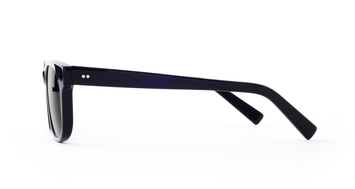 TYPE Helvetica Regular-Black Sunglasses [ウェリントン]  1