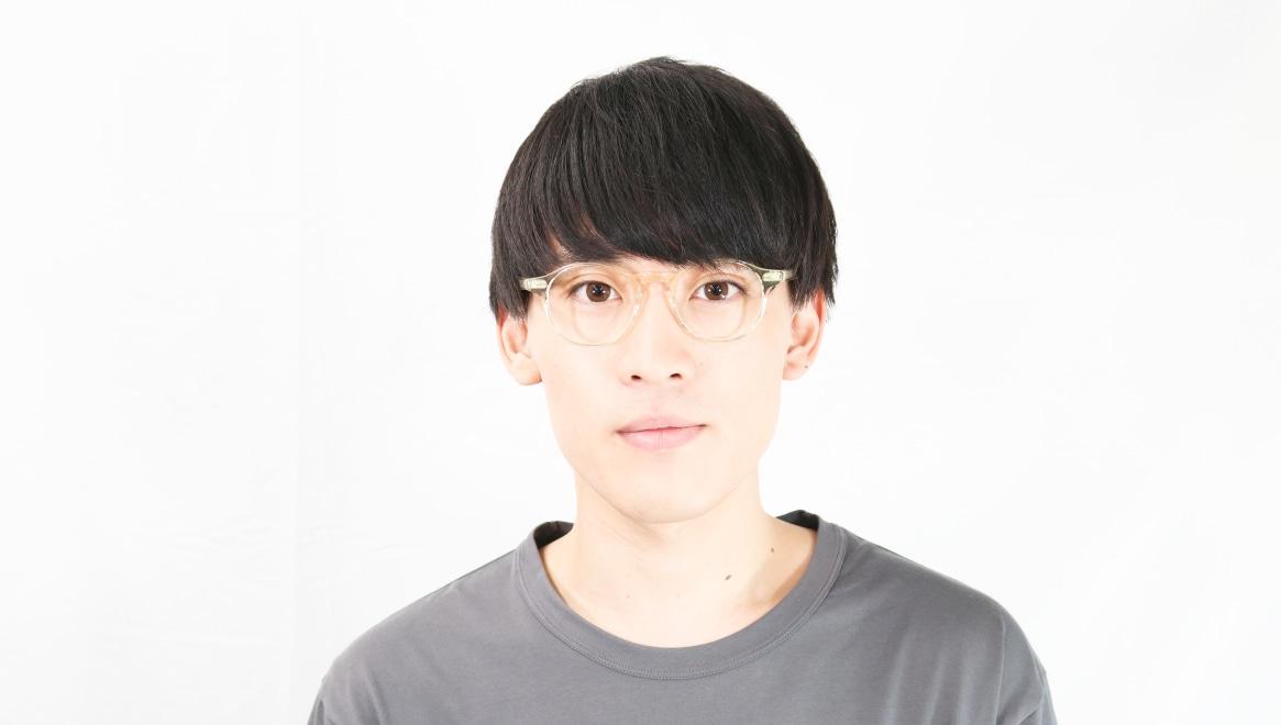 TYPE Garamond Light-Clear [丸メガネ/透明]  4
