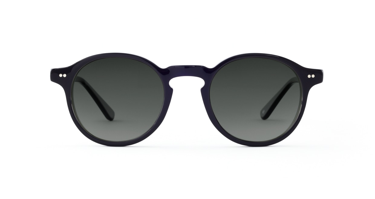 TYPE Garamond Regular-Black Sunglasses [ラウンド]