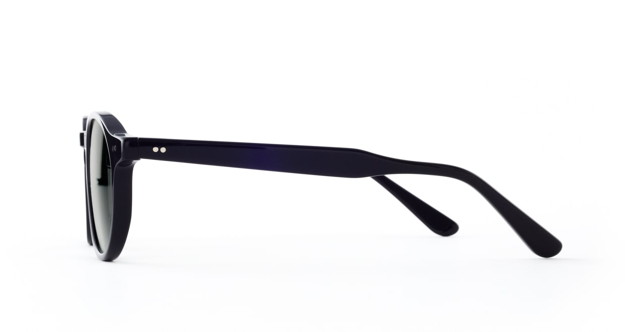 TYPE Garamond Regular-Black Sunglasses [ラウンド]  1