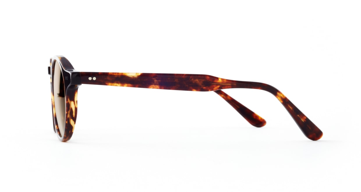 TYPE Garamond Regular-Tortoise Sunglasses [ラウンド]  1