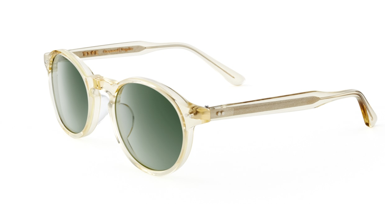 TYPE Garamond Regular-Clear Sunglasses [ラウンド]  2