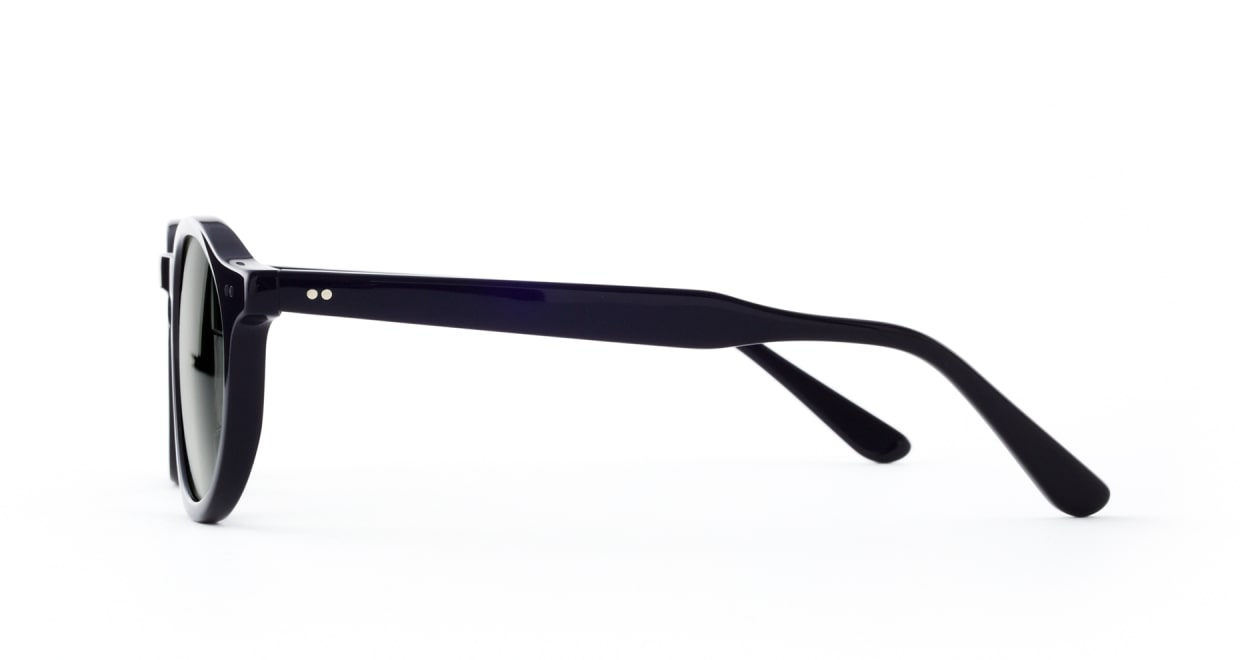 TYPE Garamond Bold-Black Sunglasses [ラウンド]  1