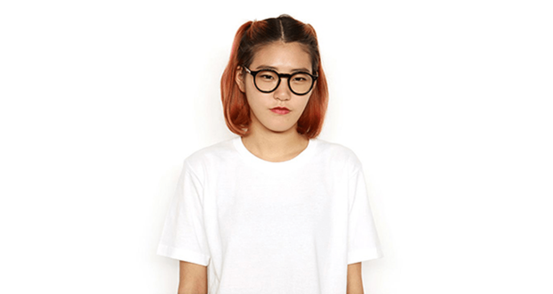 TYPE Garamond Bold-Clear [丸メガネ/透明]  5