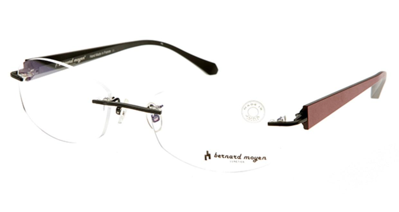 バーナード モワイヤン FLORES-147 [メタル/縁なし/オーバル]