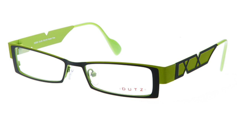 ダッツ DZ250-55 [メタル/スクエア/緑]
