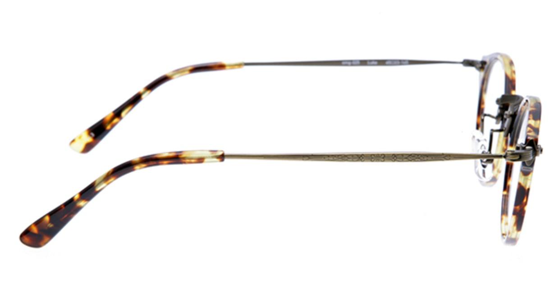 プラスオーエムジー ニュートラッド ルーク omg-025-3 [丸メガネ/べっ甲柄]  1