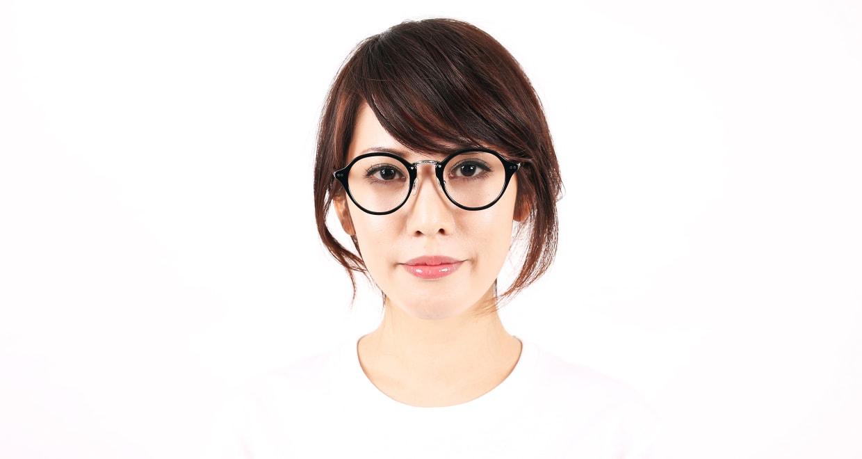プラスオーエムジー ニュートラッド マシュー omg-026-1 [黒縁/丸メガネ]  10
