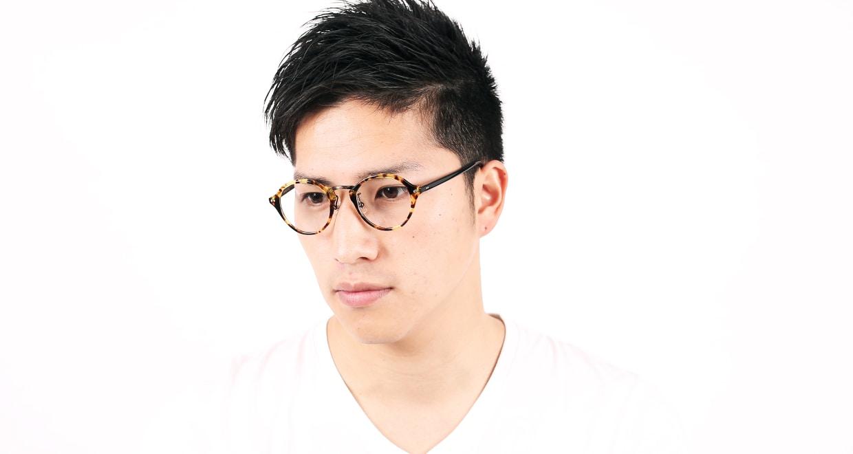 プラスオーエムジー ニュートラッド マシュー omg-026-3 [丸メガネ/べっ甲柄]  9