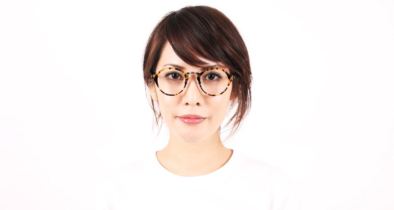 プラスオーエムジー ニュートラッド マシュー omg-026-3 [丸メガネ/べっ甲柄]  10