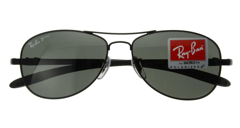 レイバン RB8301-002/N5-56 [メタル/ティアドロップ]  3