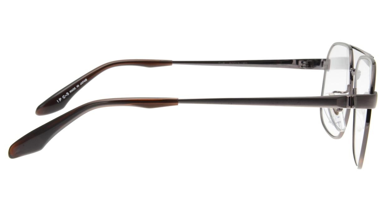 グランダム VT-307-C-3-60 [メタル/ウェリントン/茶色]  1