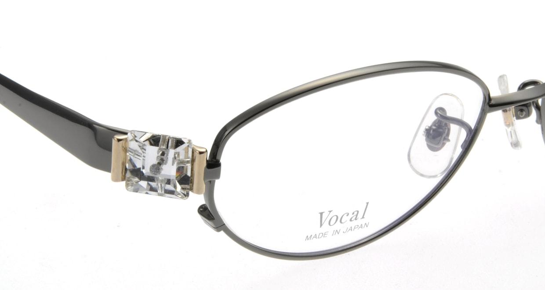 ヴォーカル VO-706-C-4-52 [メタル/オーバル/グレー]  4