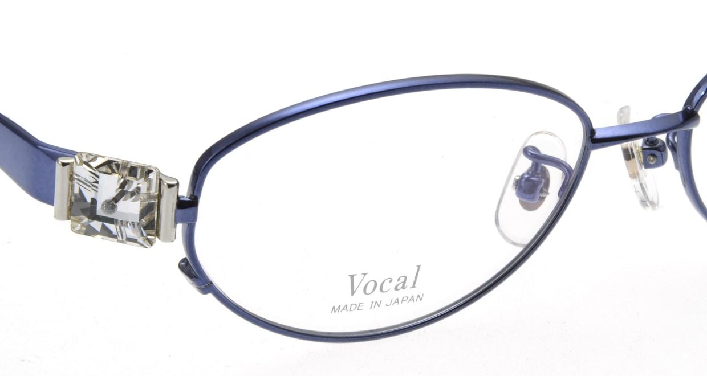 ヴォーカル VO-706-C-5-52 [メタル/オーバル/青]  4