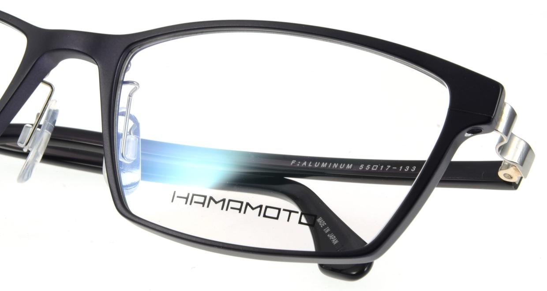 ハマモト HT-096-4 [メタル/ウェリントン/紫]  4