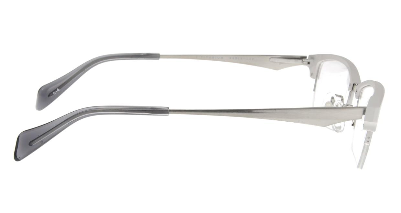 ハマモト HT-304-4 ハーフリム 白 フレーム  メガネのオーマイグラス_1