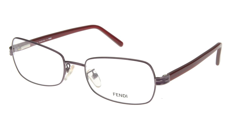 フェンディ 715-532-54 [メタル/スクエア/安い/紫]