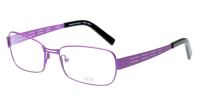 ナイン 1844-VLT [メタル/スクエア/紫]