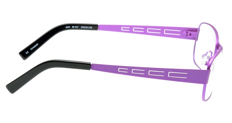 ナイン 1844-VLT [メタル/スクエア/紫]  1