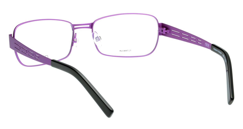 ナイン 1844-VLT [メタル/スクエア/紫]  2