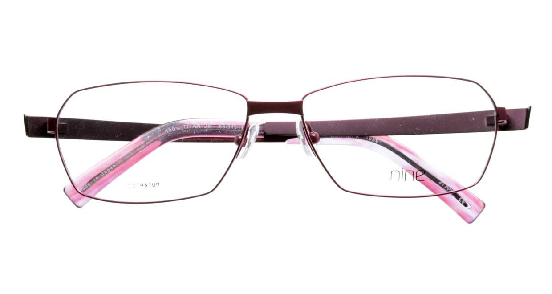 ナイン 1955-PPU [メタル/スクエア/紫]  3