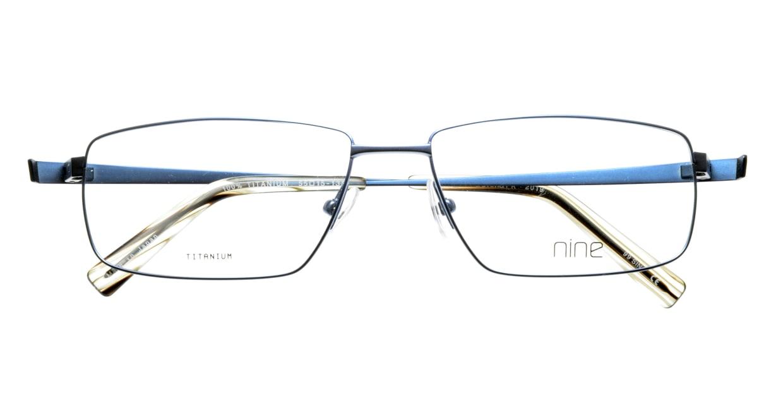 ナイン 2019-SIN [メタル/スクエア/青]  3