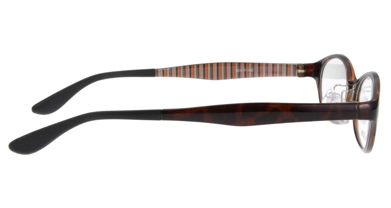 家メガネ 8116-LDM フルリム 茶色 フレーム  メガネのオーマイグラス_1