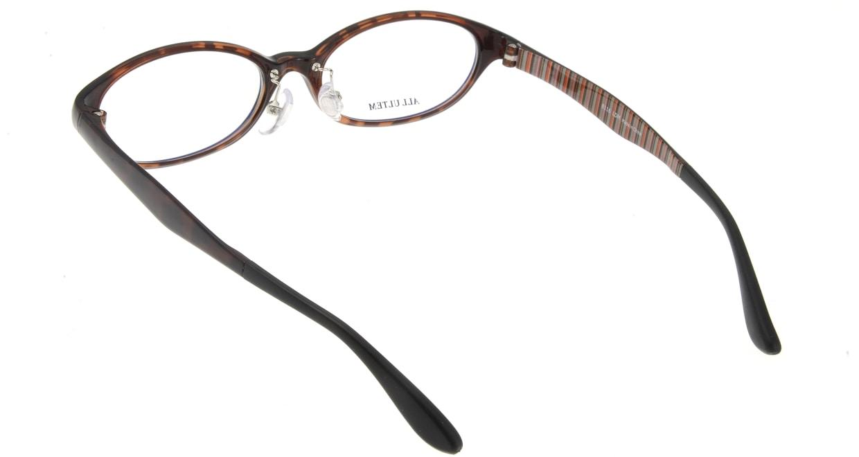 家メガネ 8116-LDM フルリム 茶色 フレーム  メガネのオーマイグラス_2