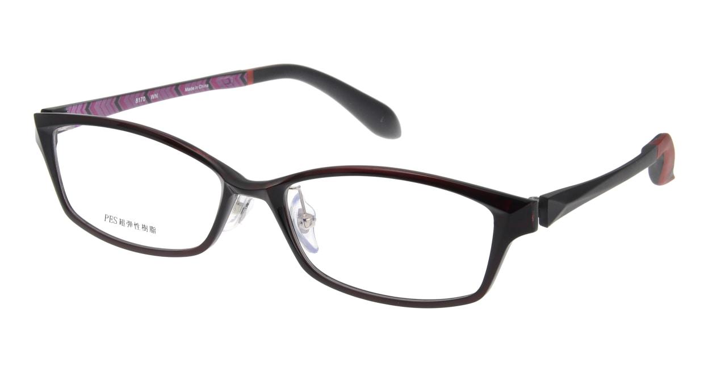 家メガネ 8170-WN フルリム 茶色 フレーム  メガネのオーマイグラス_0
