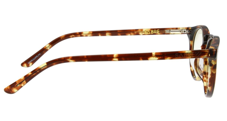 セイバー TWIST SV202-212J [丸メガネ/べっ甲柄]  1