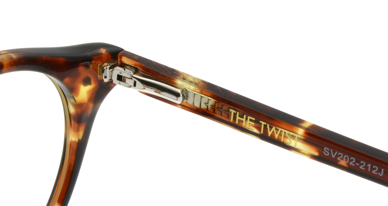 セイバー TWIST SV202-212J [丸メガネ/べっ甲柄]  5