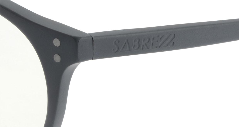 セイバー TWIST SV202-312J [丸メガネ/グレー]  4