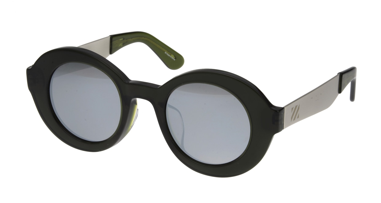 セイバー UTOPIA SV206-617J フルリム 緑 サングラス  メガネのオーマイグラス_0