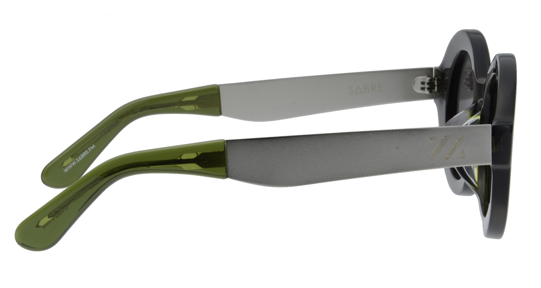 セイバー UTOPIA SV206-617J フルリム 緑 サングラス  メガネのオーマイグラス_1