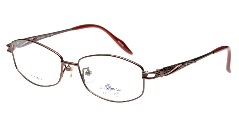 レイコヒラコ RH-1654-9 フルリム 赤 フレーム  メガネのオーマイグラス_0