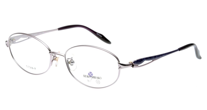 レイコヒラコ RH-1659-6 [メタル/オーバル/紫]
