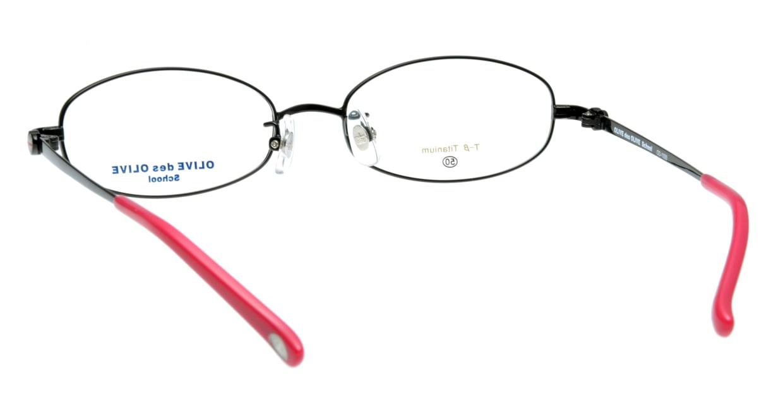 オリーブ・デ・オリーブ OD1099-4 フルリム 黒 フレーム  メガネのオーマイグラス_2