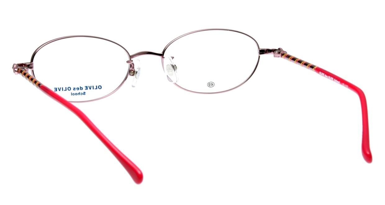 オリーブ・デ・オリーブ OD1102-2 [メタル/オーバル/ピンク]  2