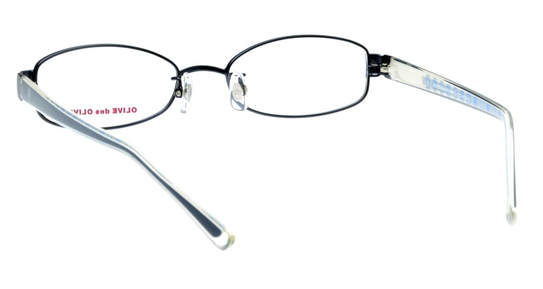 オリーブ・デ・オリーブ ODH034-1 フルリム 青 フレーム  メガネのオーマイグラス_2