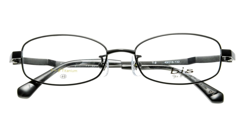 インアンドヤン YY5011-4 フルリム 黒 フレーム  メガネのオーマイグラス_3