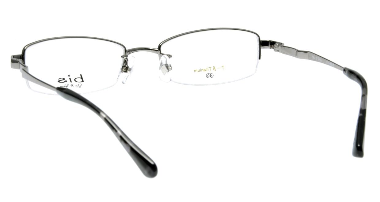 インアンドヤン YY5012-1 [メタル/ハーフリム/スクエア/シルバー]  2