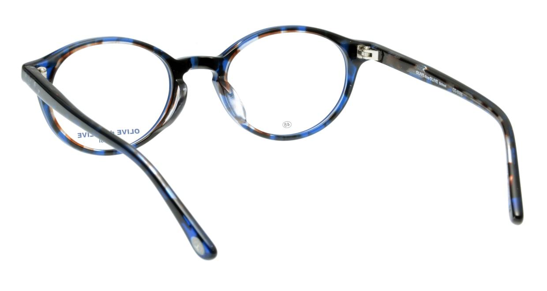 オリーブ・デ・オリーブ OD5066-3 [丸メガネ/青]  2