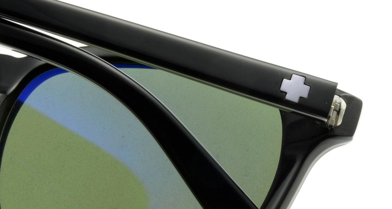 スパイ(SPY) スパイ ALCATRAZ-3-PLY BLACK GREY GREEN