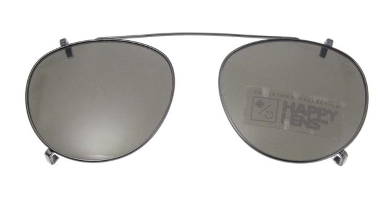 スパイ ALCATRAZ-DESERT TORT 偏光ミラーレンズ フルリム べっ甲柄 フレーム  メガネのオーマイグラス_8