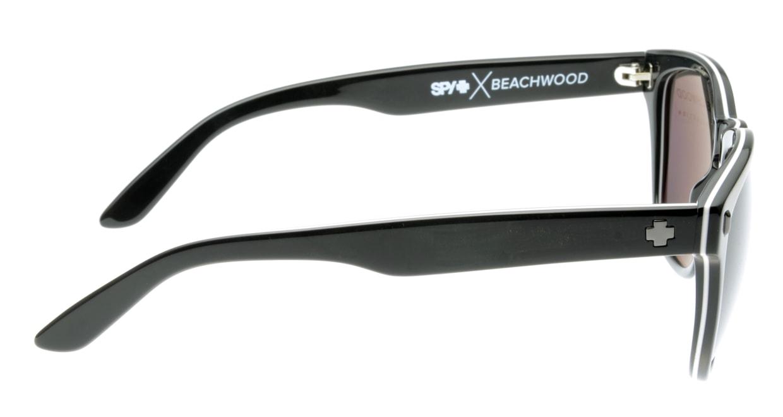 スパイ(SPY) スパイ BEACHWOOD-3-PLY BLACK-GREY