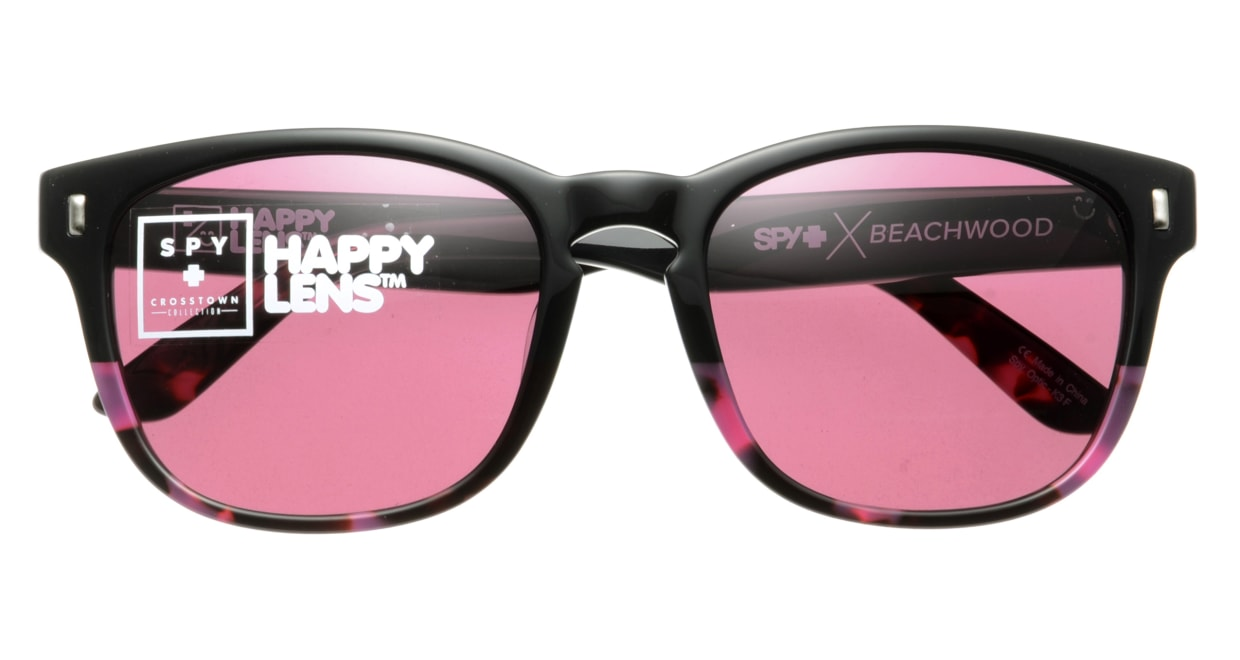 スパイ(SPY) スパイ BEACHWOOD-SS ROSE QUARTZ-HAPPY ROSE