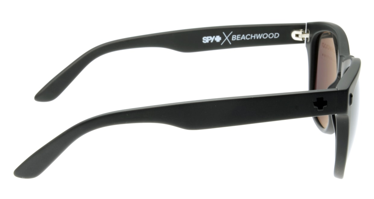 スパイ(SPY) スパイ BEACHWOOD-MATTE BLACK-GREY