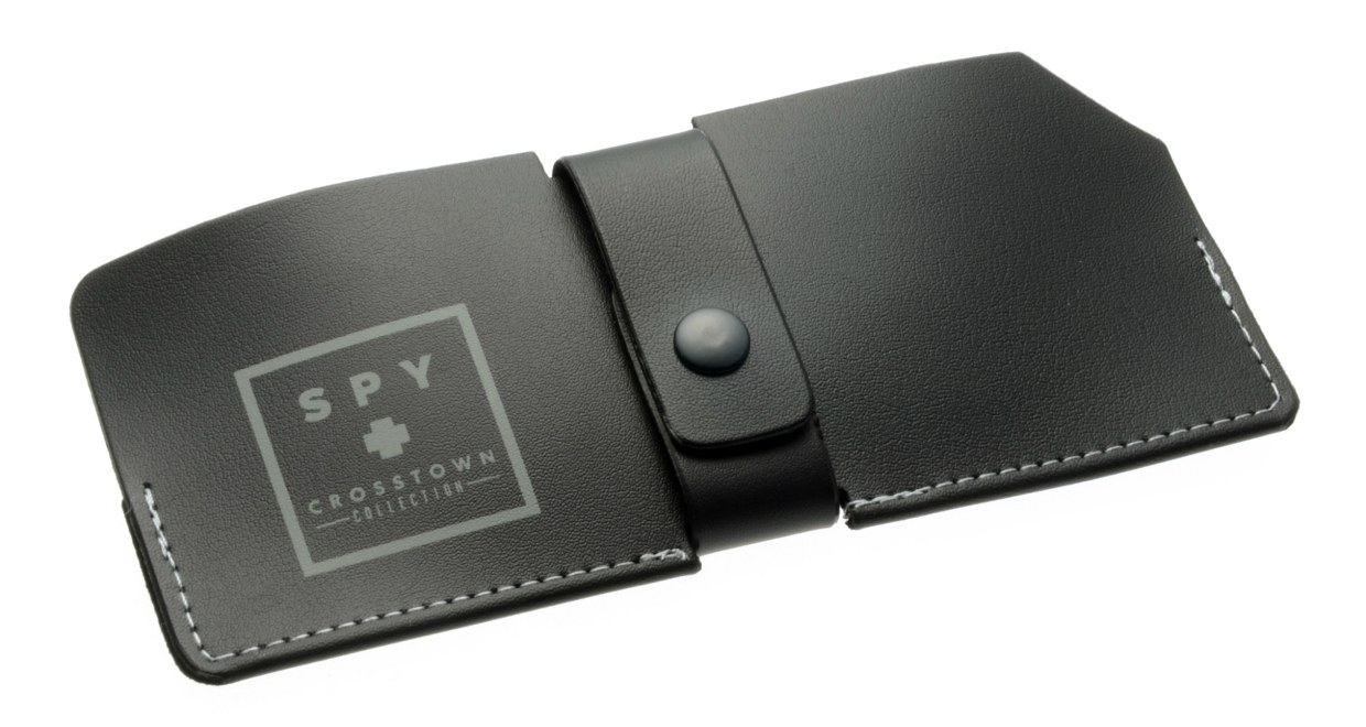 スパイ(SPY) スパイ HAIGHT-3-PLY BLACK-GREY