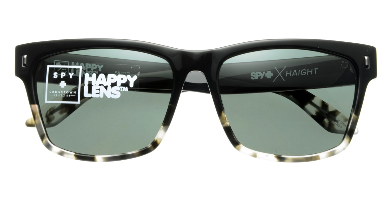 スパイ(SPY) スパイ HAIGHT-SS ONYX-HAPPY GREY GREEN