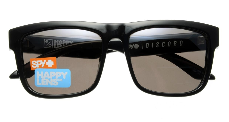 スパイ(SPY) スパイ DISCORD-BLACK-偏光ミラーレンズ